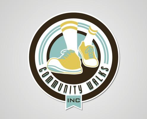Community Walks Logo Concept