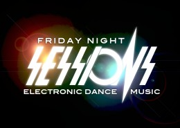 Friday Night Sessions Logo